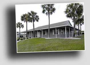 East Lake Landing Clubhouse, the hub of activity!